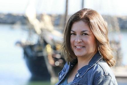 Melissa tall ship media pic