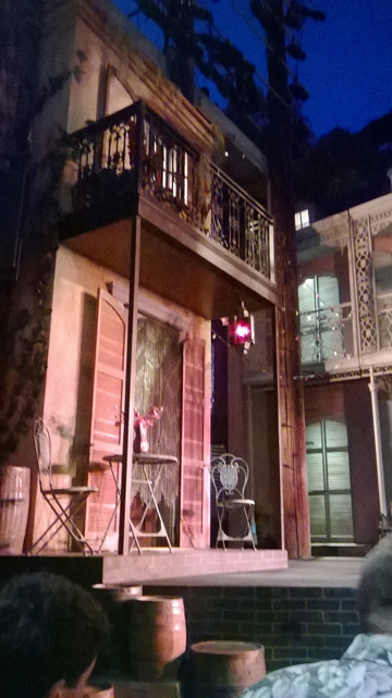 Scenic Design by Alexander Dodge in The Comedy of Errors. Photo by M.C.