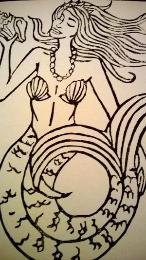 Leila Mermaid